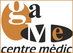 logo game centre medic